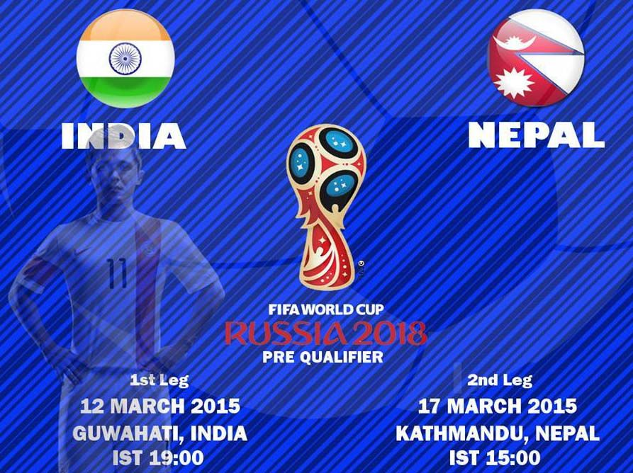 India Vs Nepal 2018 World Cup Qualifier Match Date Time Preview First Leg World Cup Qualifiers World Cup Nepal