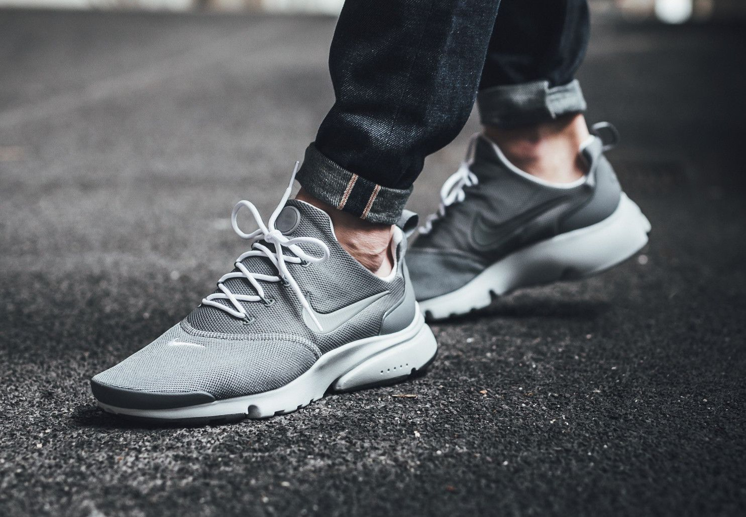 ee6396501d Classic Cool Grey Lands On The Nike Air Presto Fly | ❌SneakerS oF ...