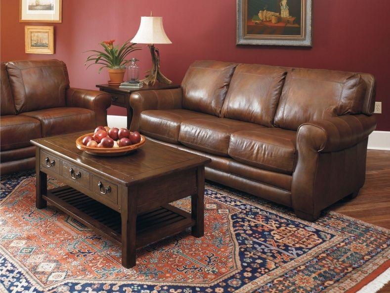 Lane Bowden Leather Sofa Www Gradschoolfairs Com
