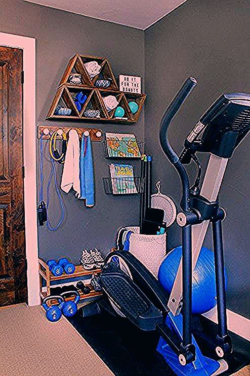 It is easier to stay fit when you have your own EXERCISE EQUIPMENT right there in your home. You can visit your personal home gym any time you like when it is most convenient and you dont have to worry #yoga #yoga #room #Easier #Equipment #Exercise #Fit #stay