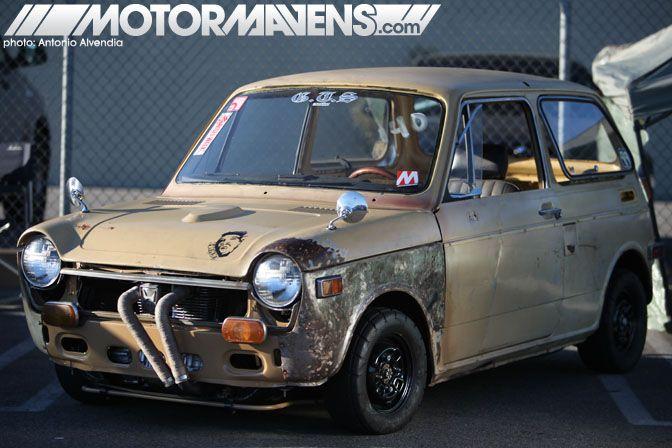 Honda N600 Jdm