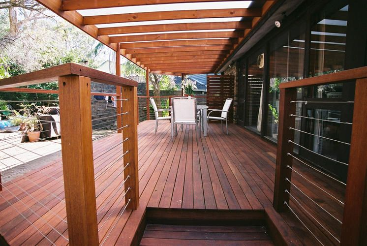 Pergolas, Decks, Opening Roofs and Carport designs from