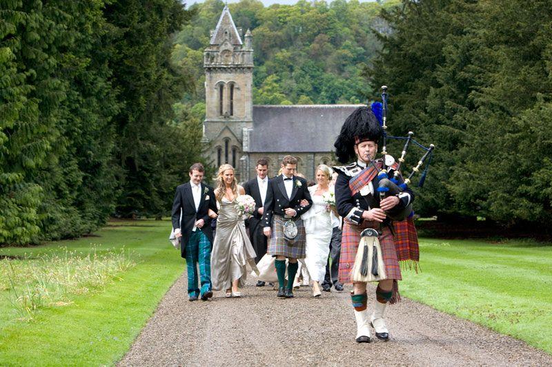 SCOTLAND - Romantic Weddings