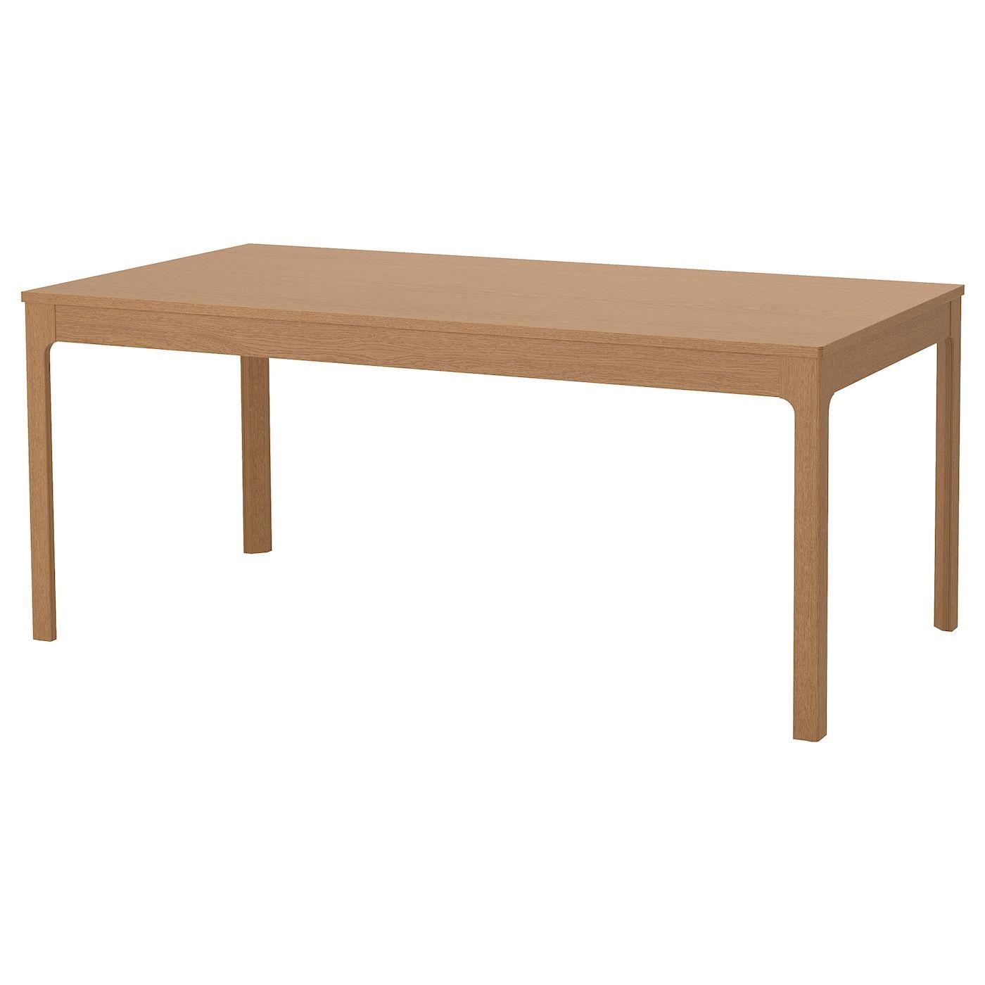 Ikea Uitschuifbare Tafel.Ekedalen Uitschuifbare Tafel Eiken Building Stuff Ikea Dining