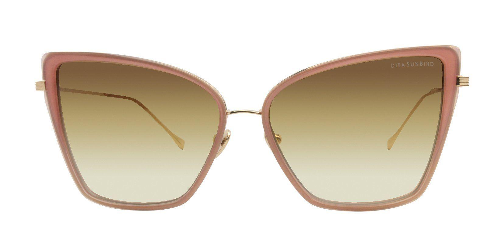 09062af27bf Dita - Sunbird Pink - Brown sunglasses– Designer Eyes