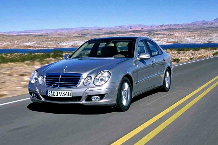 Mercedes Classe E : un goût de luxe : Quelle voiture pour 10000euros de budget, en neuf ou occasion? - Linternaute