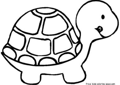 - Print Out Baby Turtle Coloring Book Pages Coloring Pages {Misc.} Turtle  Coloring Pages, Easy Coloring Pages, Preschool Coloring Pages