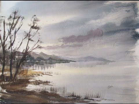 ▶ Simple watercolours with the large hake brush - YouTube http://www.SeedingAbundance.com http://www.marjanb.myShaklee.com