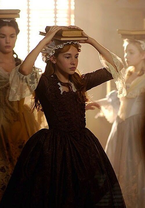 Even the illegitimate children of a king were expected to be credits to their father. Daughters had to be instructed in all talents that a noblewoman could be expected to master.
