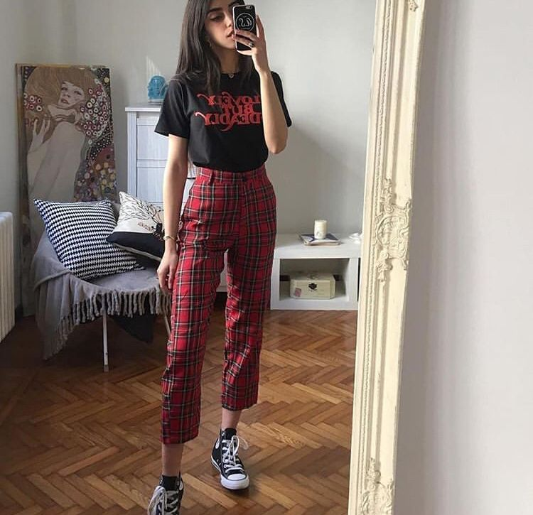 Grunge Outfits For School - Grunge Outfits