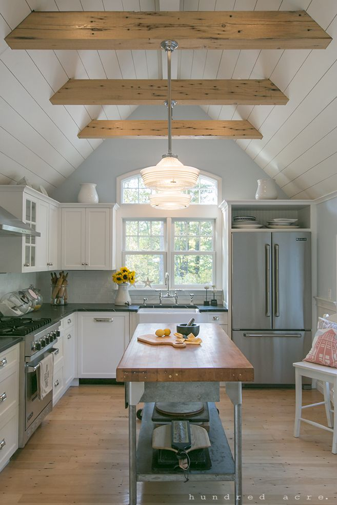 Cottage Style Kitchen Addition To A Cape Cod Style Home: Cape Cod Kitchen, Home Design Decor, Kitchen