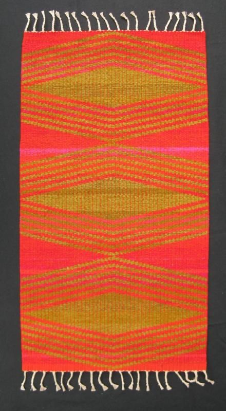Pin By Sadie Anderson On Textile Rug Tapestry Weaving Fabric Rug Woven Rug
