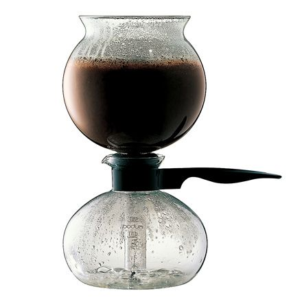 Bodum SANTOS Vakuum Kaffeebereiter, 1.0lwo ist der meine mit dem ... | {Kaffeebereiter 27}