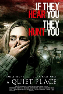 A Quiet Place Film Wikipedia In 2020 A Quiet Place Movie Full Movies Online Free Free Movies Online