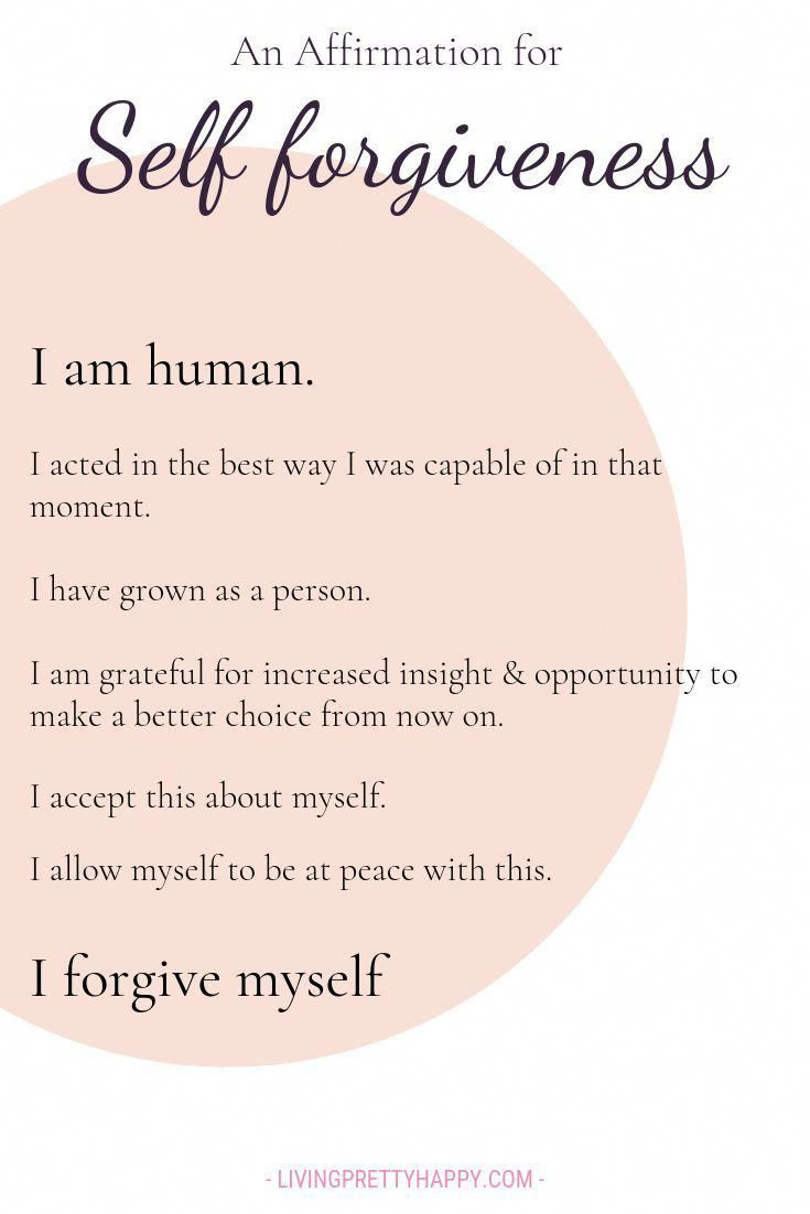 The path to self acceptance: How to start accepting yourself more