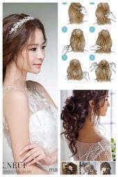 korean wedding hairstyles #wedding #hairstyles #weddinghairstyles Korean Bridal ...,  #Bridal #hairstyles #Korean #koreanHairStyles #wedding #weddinghairstyles #korean wedding hairstyles korean wedding hairstyles #wedding #hairstyles #weddinghairstyles Korean Bridal ...,  #Bridal...
