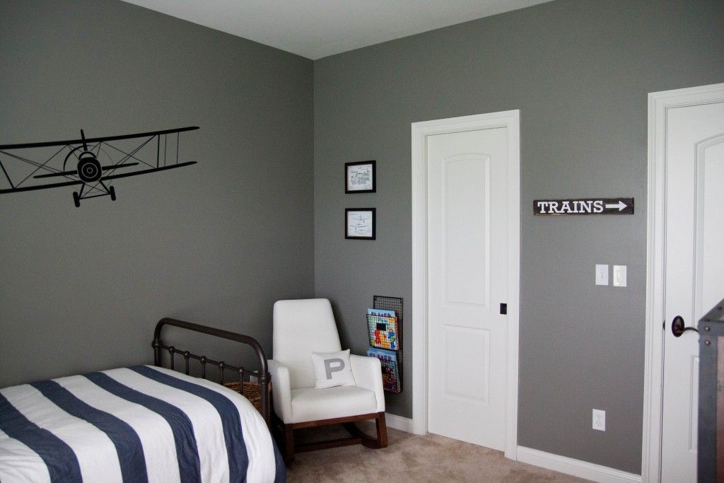 The Paint Color Is Wet Cement By Behr Perfect Grey