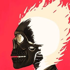Ghost Rider by Mike Mitchell