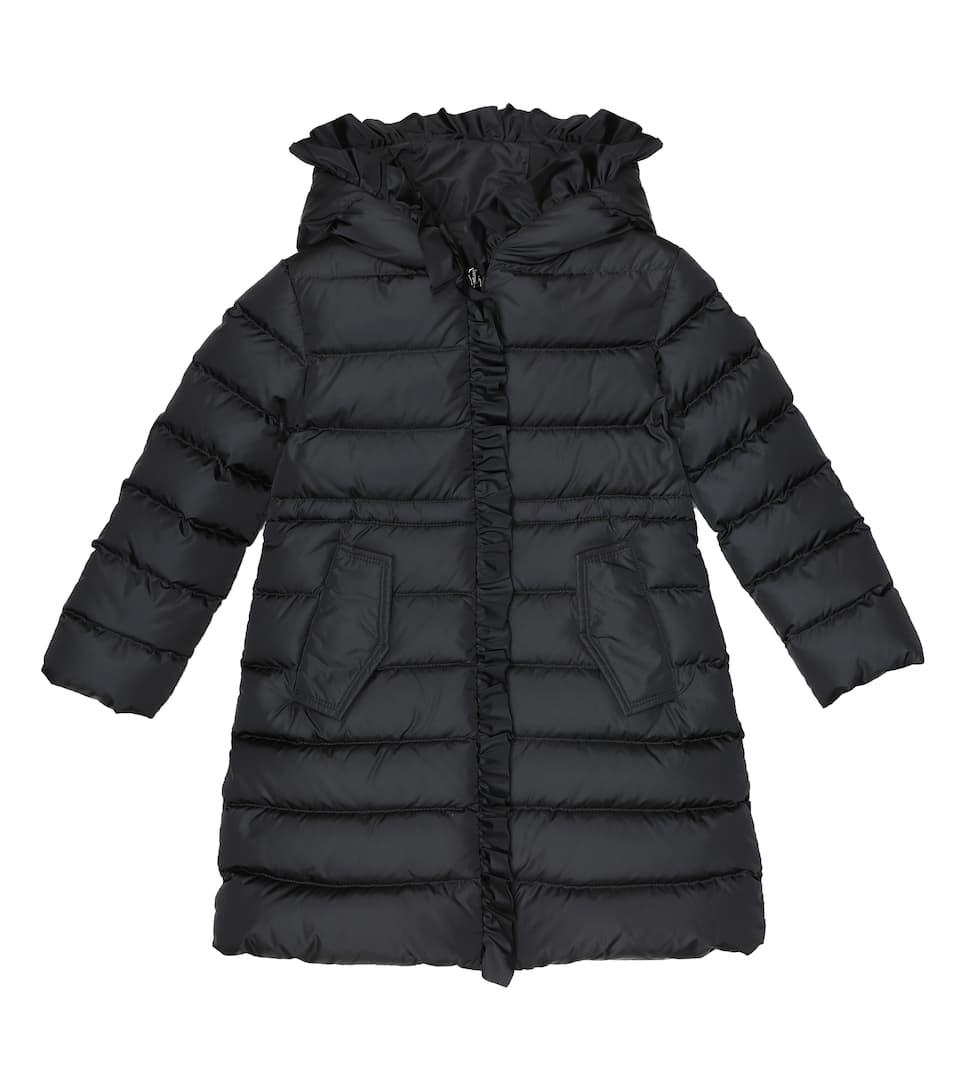 Vennal hooded down coat