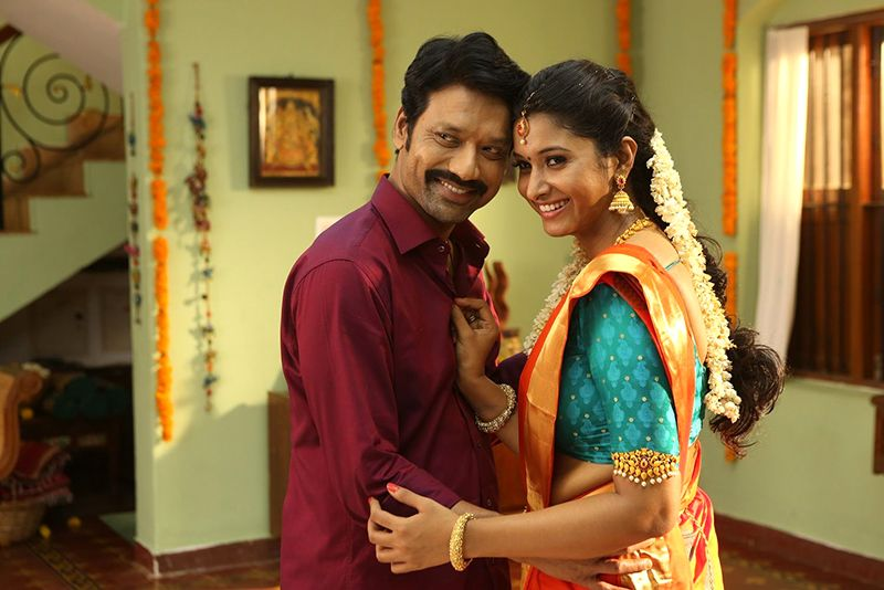 Monster Movie Stills  – SJ Surya, Priya Bhavani Shankar