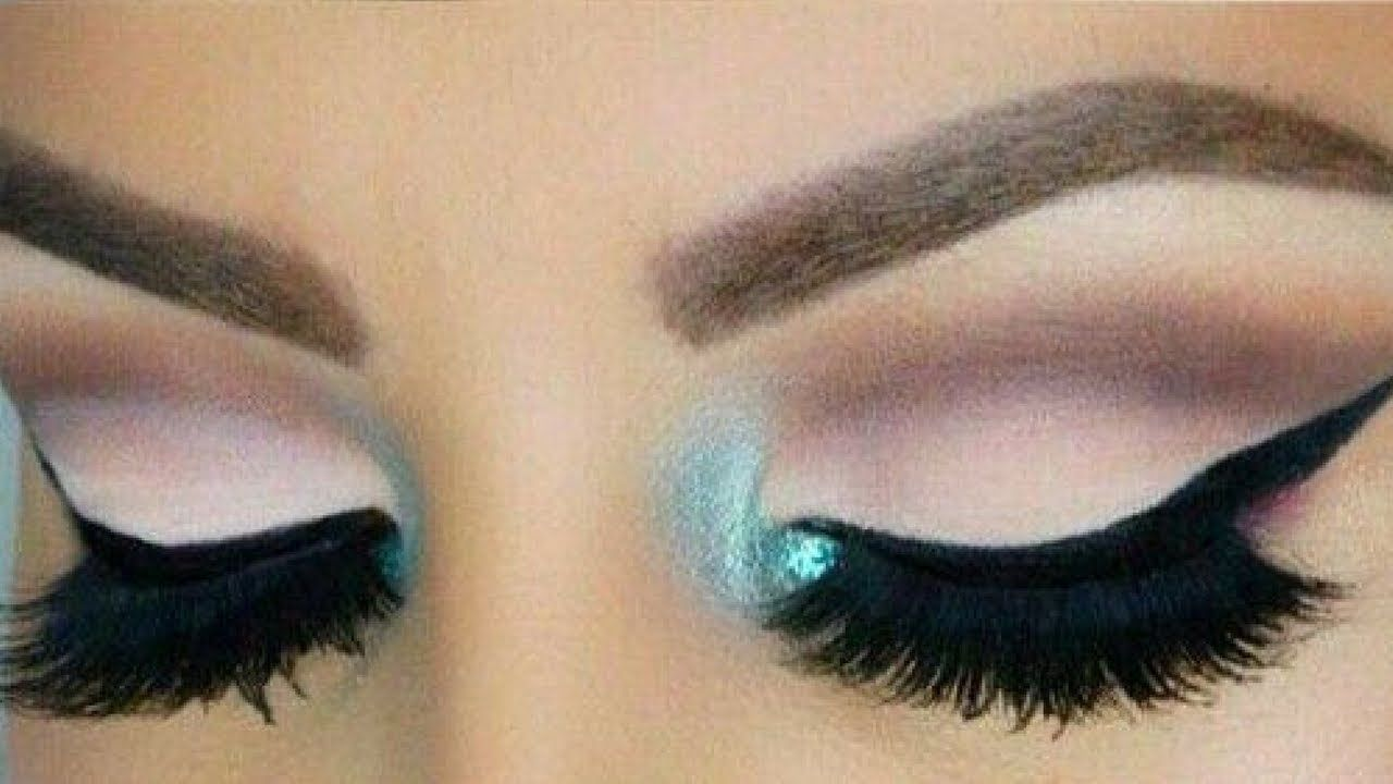 Easy Glam Eye Makeup Tutorial Beginners Smokey Eye Amazing Video