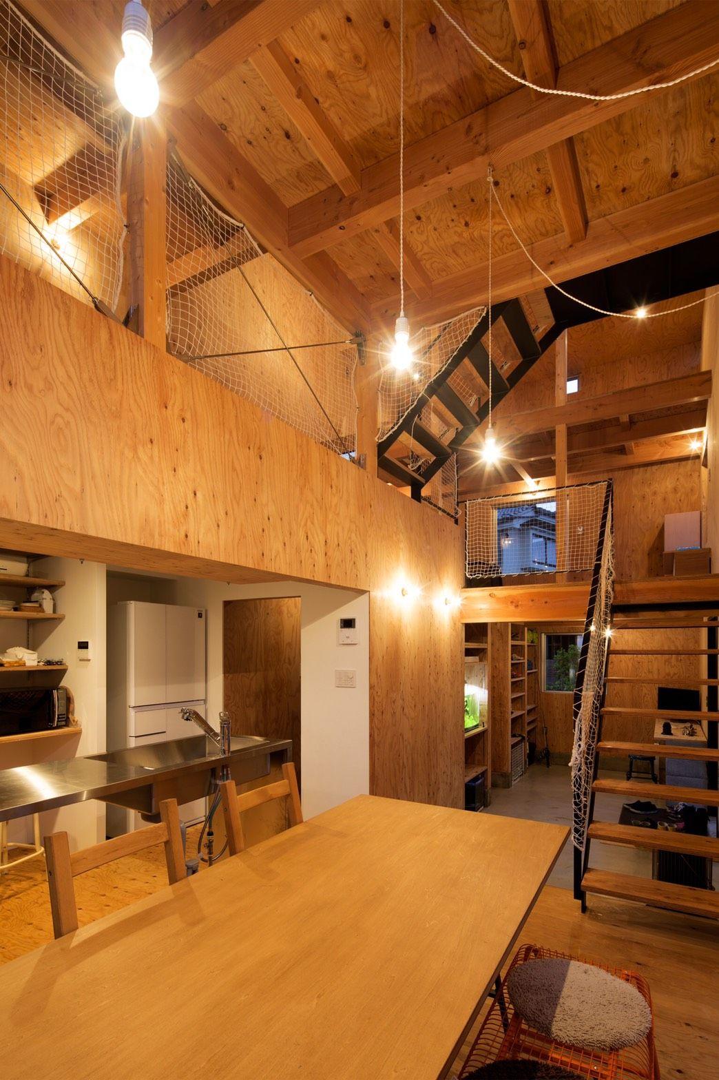 建築家デザイン 新築注文住宅 By N A O Nature Architect Office
