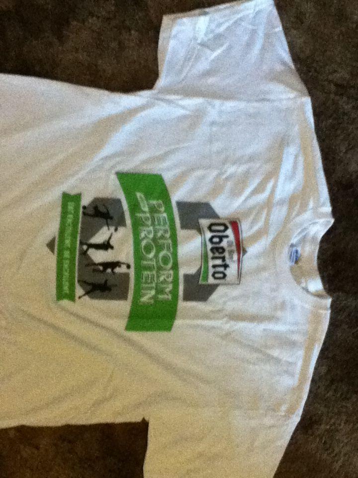 Free Oh Boy! Oberto T-shirt
