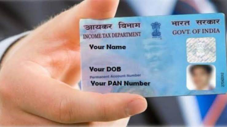 Pan Card Status Check Online How To Apply Cards Names
