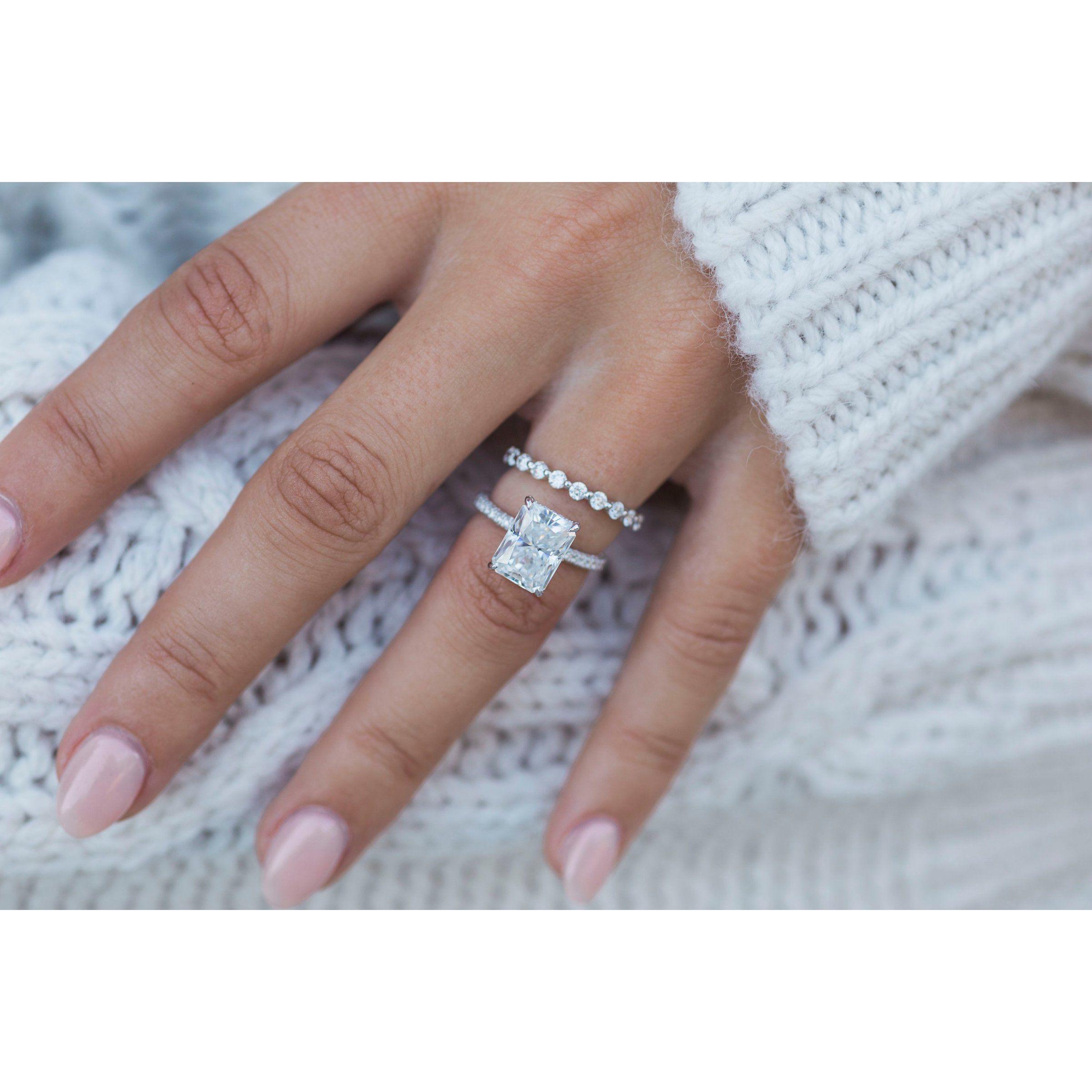 The Rowan Ring (3.55 Carat) Cartier love ring, Cartier