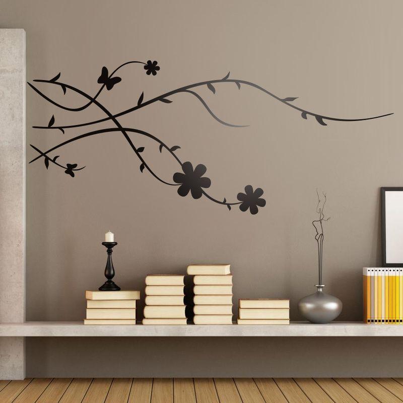 Brunia vinilos decorativos vinilos de mariposas for Vinilos decorativos mariposas