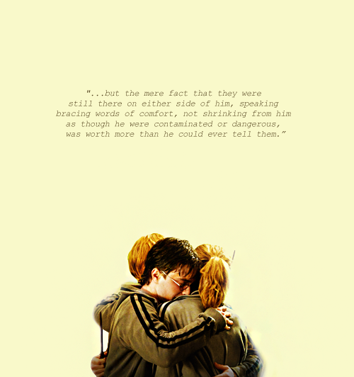 Love Friendship Harry Potter Quotes Harry Potter Love Harry Potter Obsession