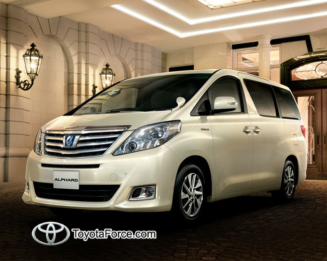 new car release for 20142014 Toyota Alphard Review and Price  New Cars for 2014 and 2015
