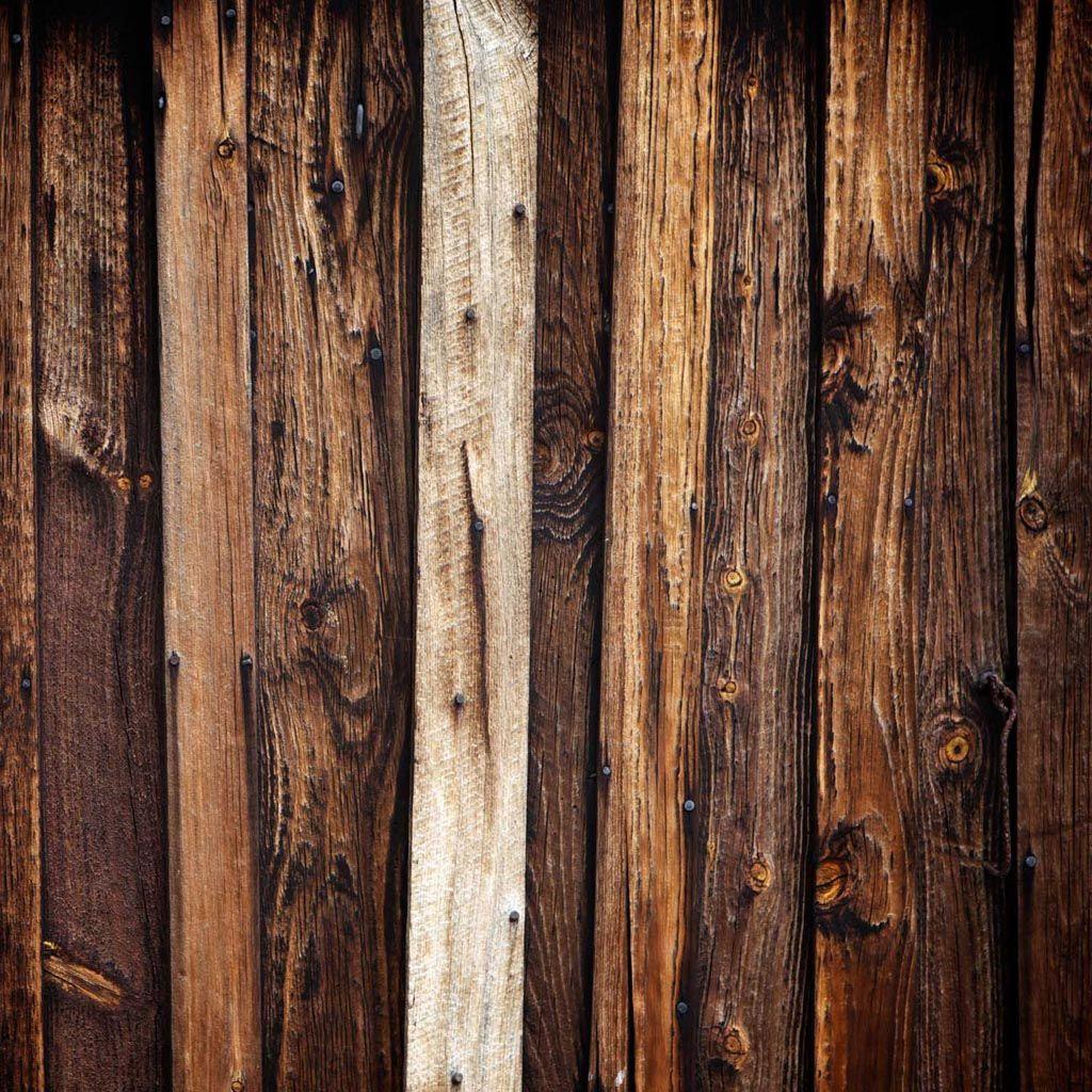 Rustic Wood Wallpaper