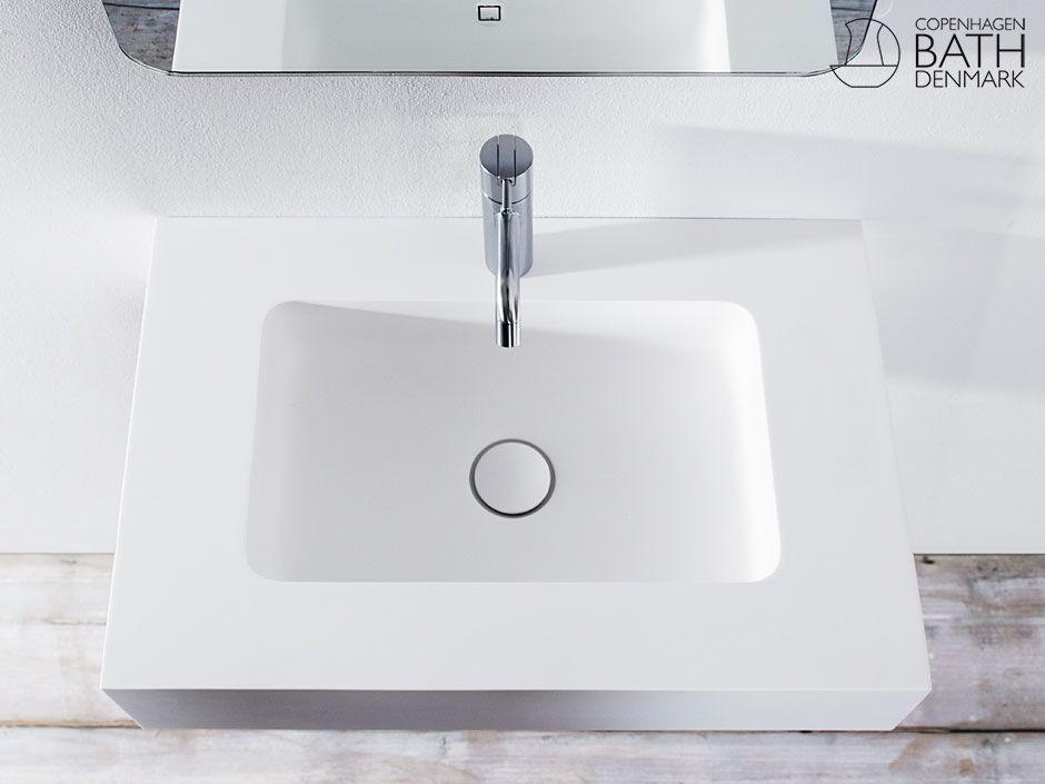 Håndvaske: Furesø 60 håndvask