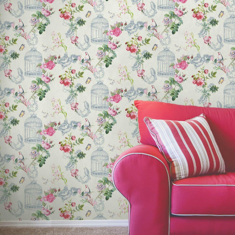 papier peint intiss cage aux papillons rose est sur leroymerlinfr faites le bon choix en retrouvant tous les avantages produits de papier peint intiss - Leroy Merlin Papier Peint Chambre Adulte