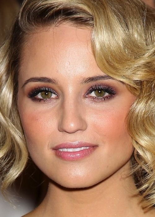 20 Best Celebrity Makeup Ideas For Hazel Eyes Herinterest Com
