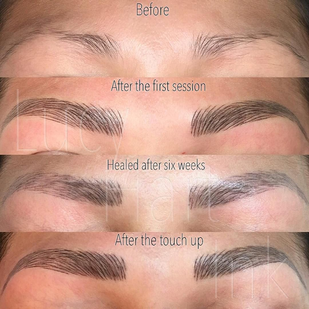 Pin by Lucy Hart Ink Beauty Studio on Permanent Makeup By ...
