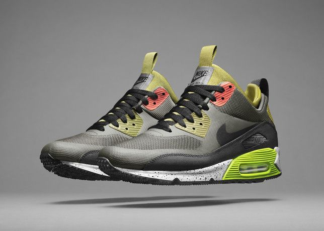cd773648b388 NIKE - Air Max 90 Sneakerboots