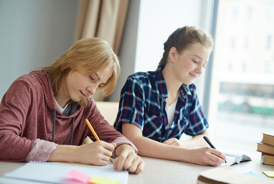 Dual enrollment school services homeschool college classes