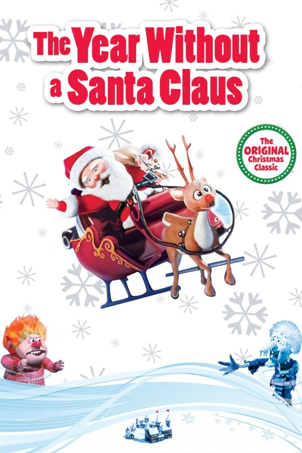 watch The Year Without a Santa Claus Streaming VF Complet
