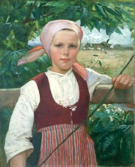 girls Young swedish
