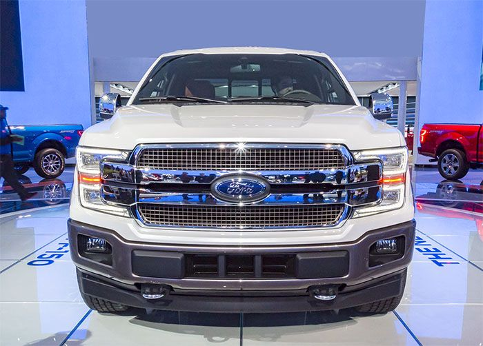 New 2019 Ford 7.0 Liter V8 Hp Engine | automotrends | Cars, Ford, 2019 ford