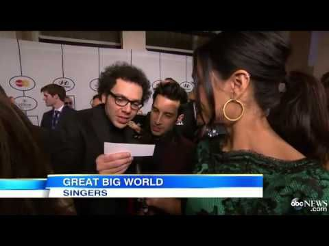 Grammy Weekend: Celebrity's Party Overnight - YouTube
