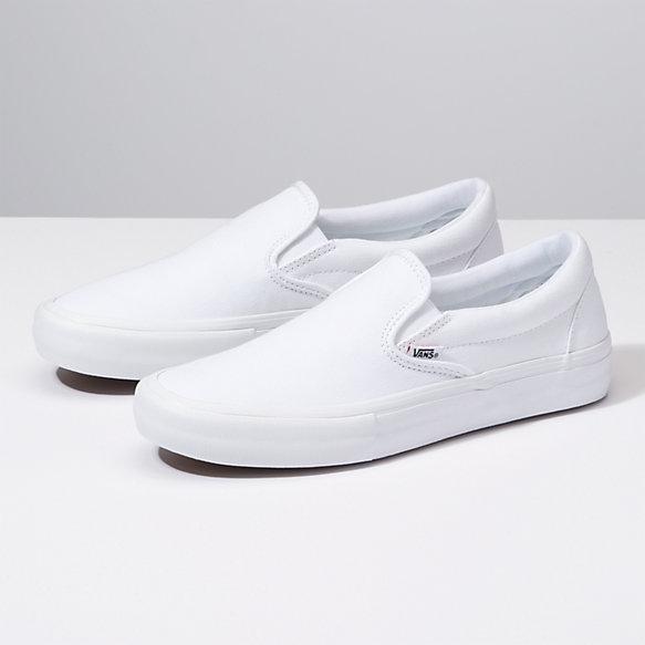 Slip-On Pro | Shop Skate Shoes At Vans