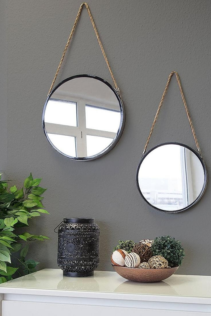 Spiegel Hannah Kaufen Mit Bildern Runde Badezimmerspiegel