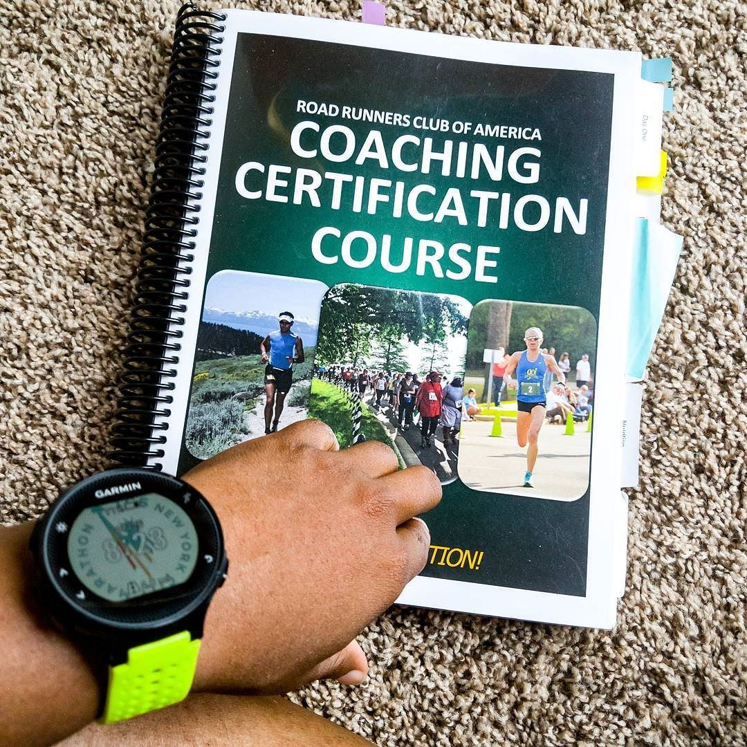 Been a few years since I received my #RRCA certification. Spent the ...