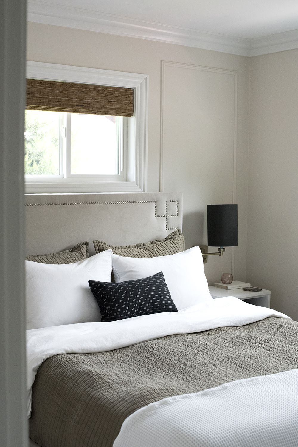 Our Guest Room + How to Layer Bedding Room for Tuesday