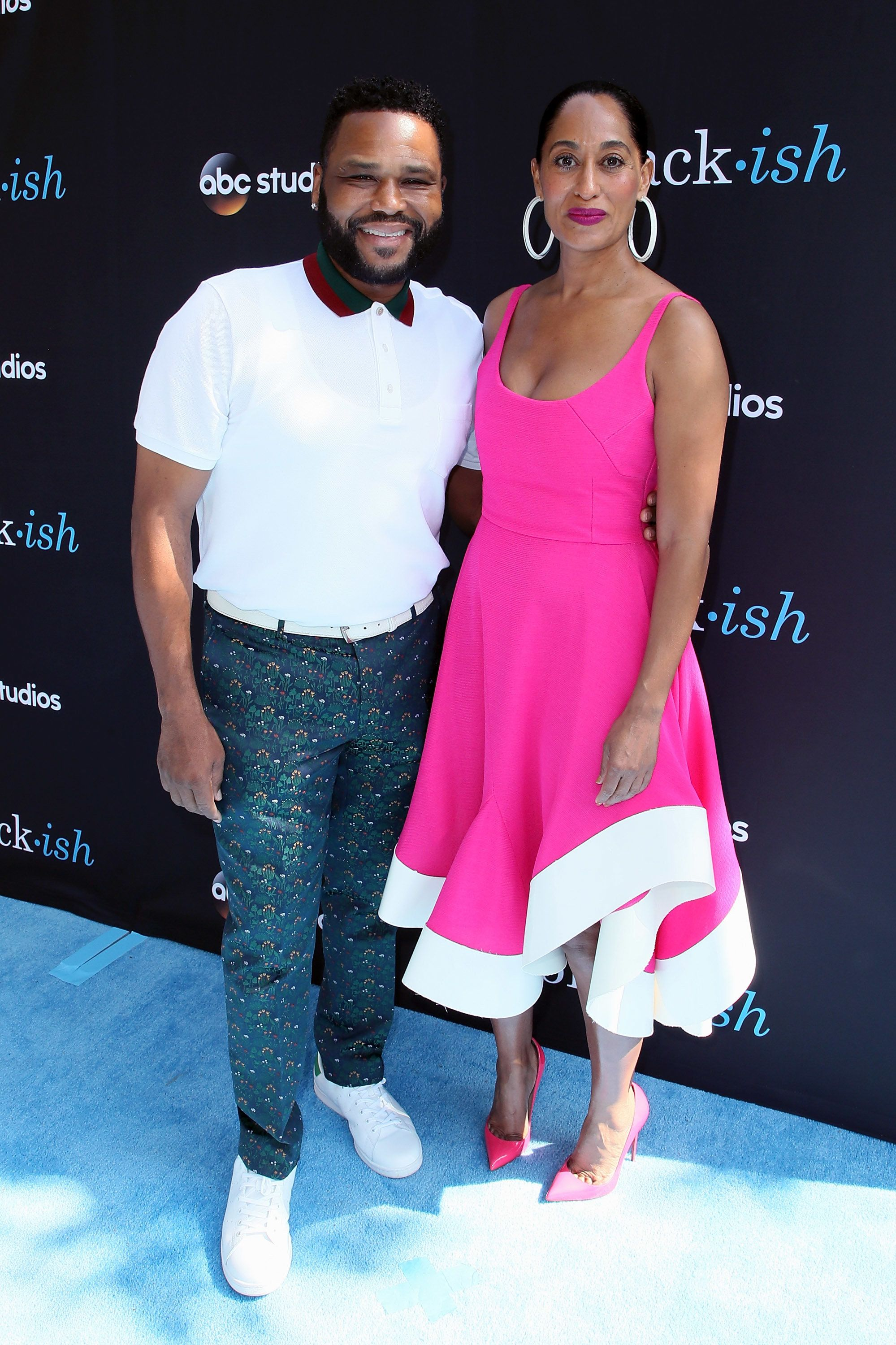 0a000f19076 Anthony Anderson and Tracee Ellis Ross
