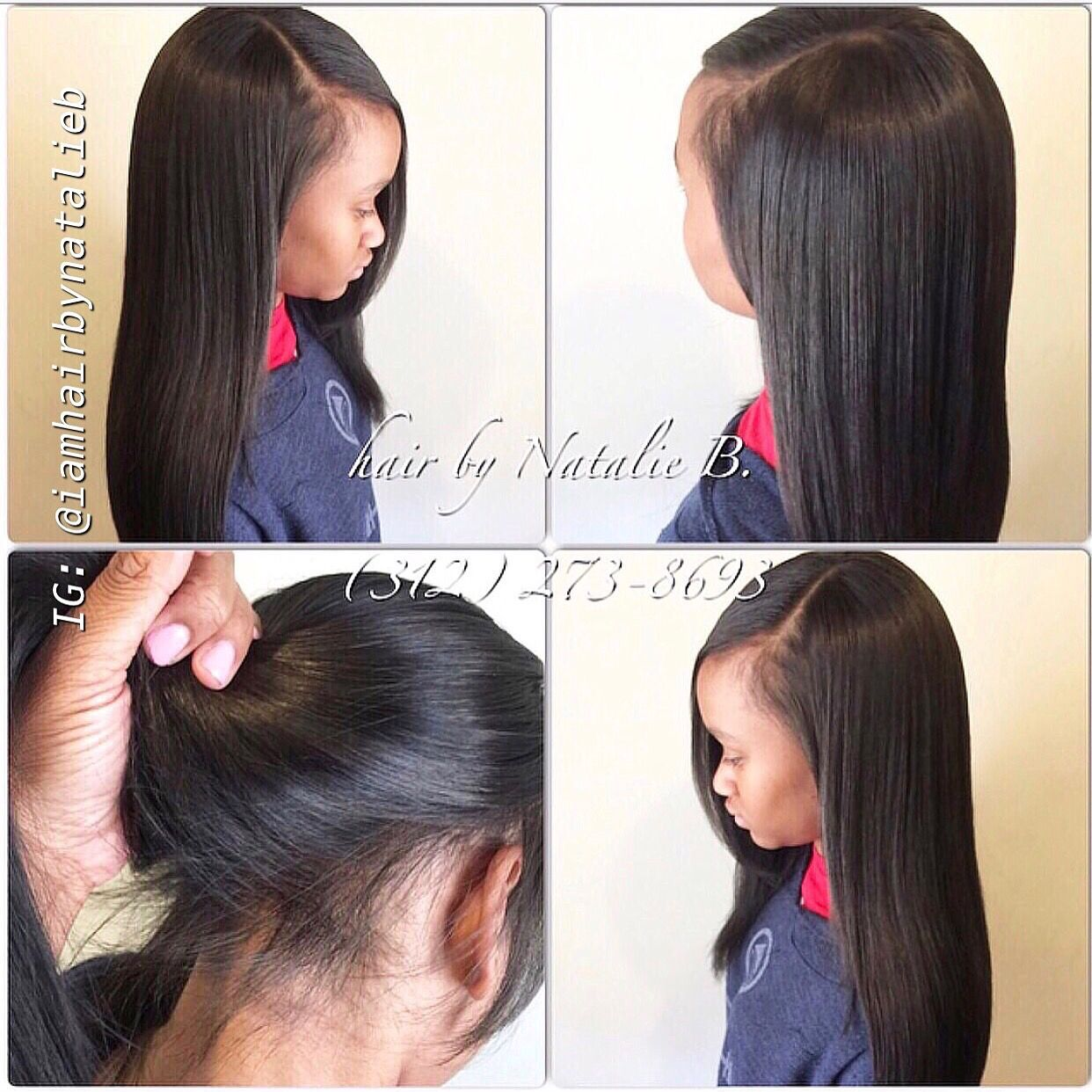 Does Your Sew In Hair Weave Look This Natural If Not Then Come