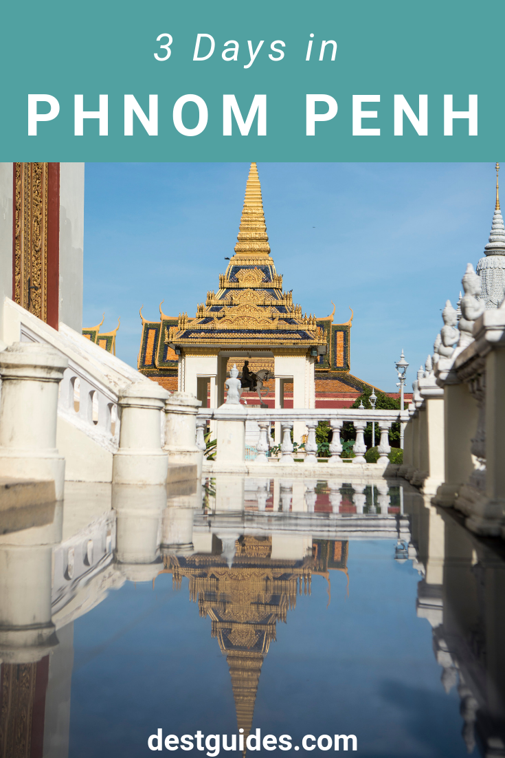 Have a few days in Phnom Penh and not sure what to do? Check out this itinerary for Phnom Penh for some ideas! #phnompenh #cambodia #southeastasia #guide #style #shopping #styles #outfit #pretty #girl #girls #beauty #beautiful #me #cute #stylish #photooftheday #swag #dress #shoes #diy #design #fashion #Travel